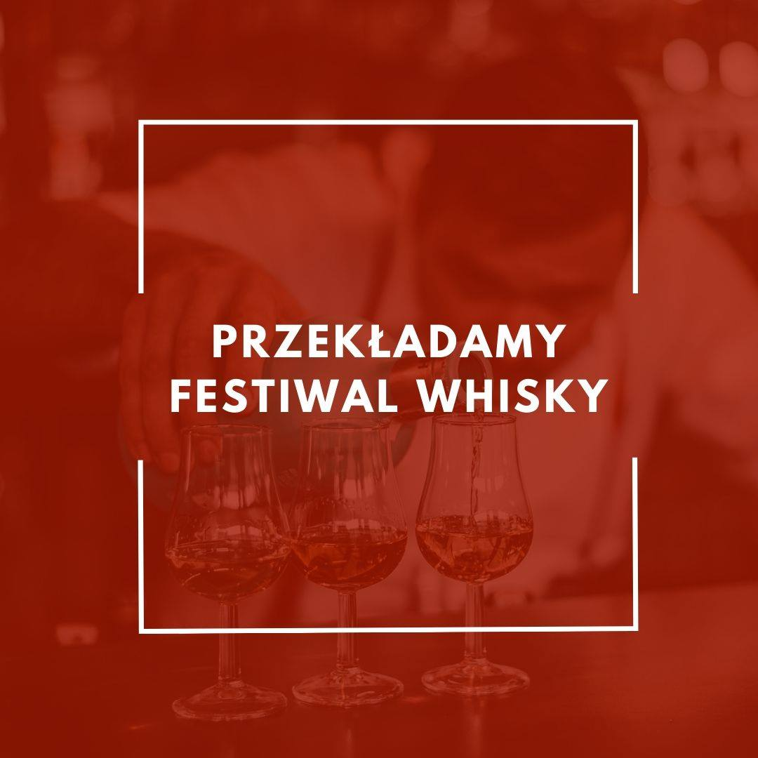 Festiwal Whisky Kawelin